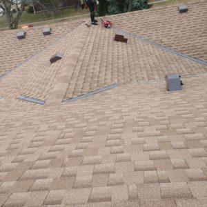 Roof Shingles Repair